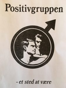 Positivgruppens første pjece fra 1984